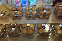 Fresh Muffins, Cranberry Orange Nut, Pk/4