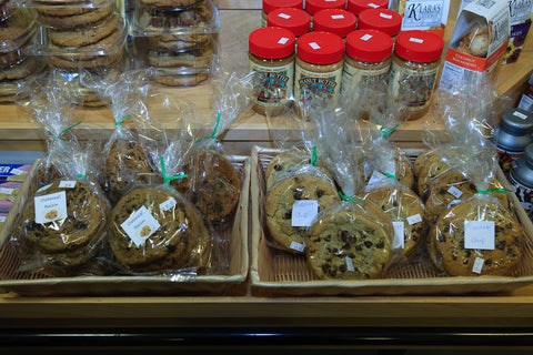 Fresh Cookies, Chocolate Chip, Pk/4