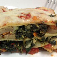 Alfredo's - Vegetable Lasagna