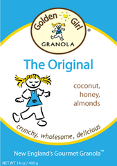 Golden Girl Granola - Original