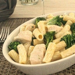 Alfredo's - Chicken, Broccoli, and Ziti