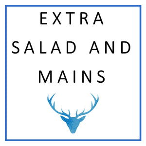 Extra Salad & Main Course Servings for 2 - Friday February 26th