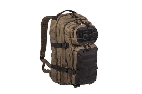 STURM ASSAULT PACK SMALL -SVART - Svenska Hjältar AB