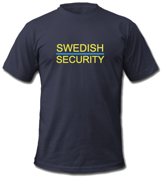 Swedish Security GUL - Svenska Hjältar AB