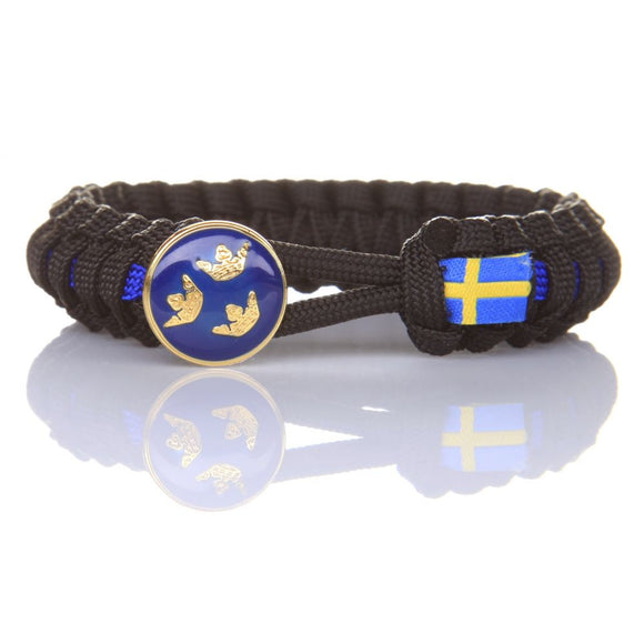 The Thin Blue Line Polis - Royal Crown - Svenska Hjältar AB