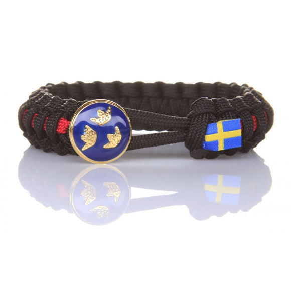 Thin Red Line Brandman - Royal Crown - Svenska Hjältar AB