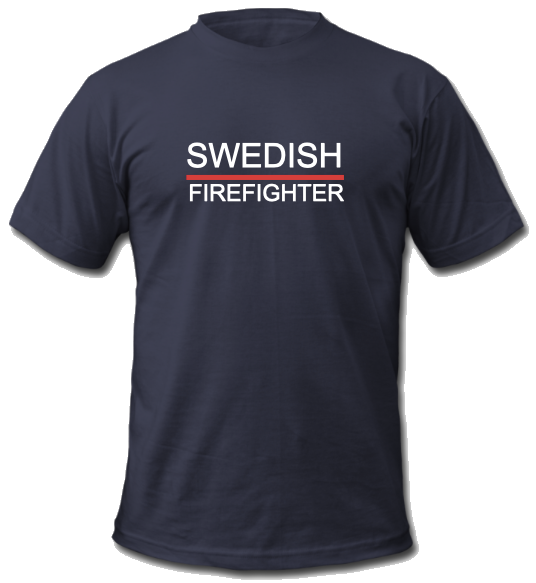 Swedish Firefighter - Svenska Hjältar AB