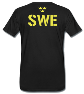 SWE Tre Kronor Funktions T-Shirt