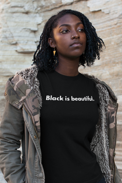 Black is Beautiful T-Shirt - XCulture Design