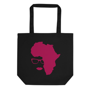 Africa Woman Tote Bag - XCulture Design
