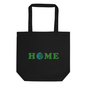 Earth Home Tote Bag - XCulture Design