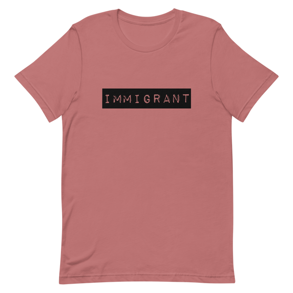 Immigrant - XCulture Design