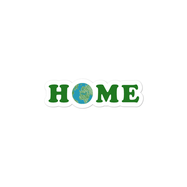 World Home Stickers