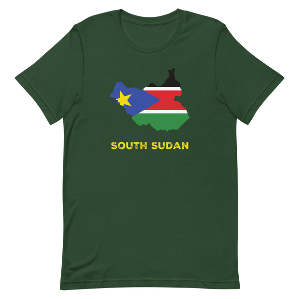 South Sudan - XCulture Design
