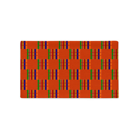 Kente Print Pillow Cases