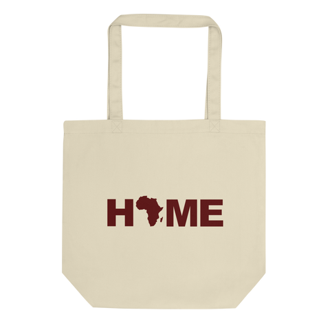Africa Home Eco Tote Bag