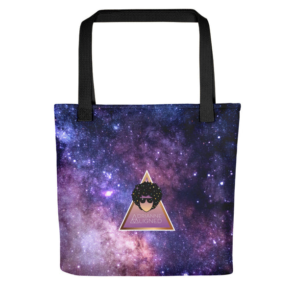 Adrianne Aligned Tote bag
