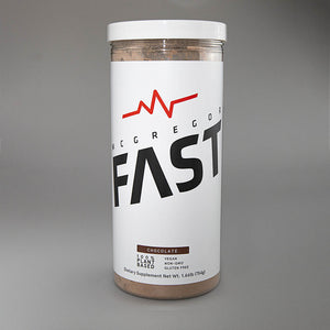 FAST Plant-Based Chocolate Protein