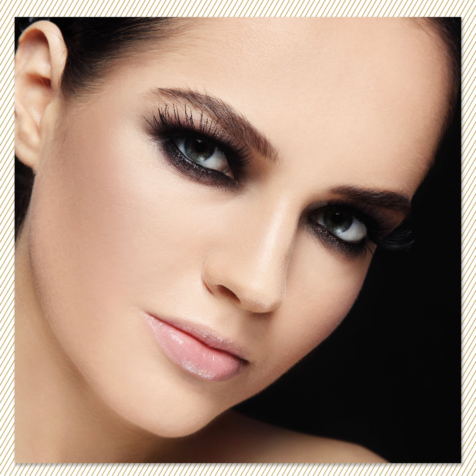Workshop Smokey eyes