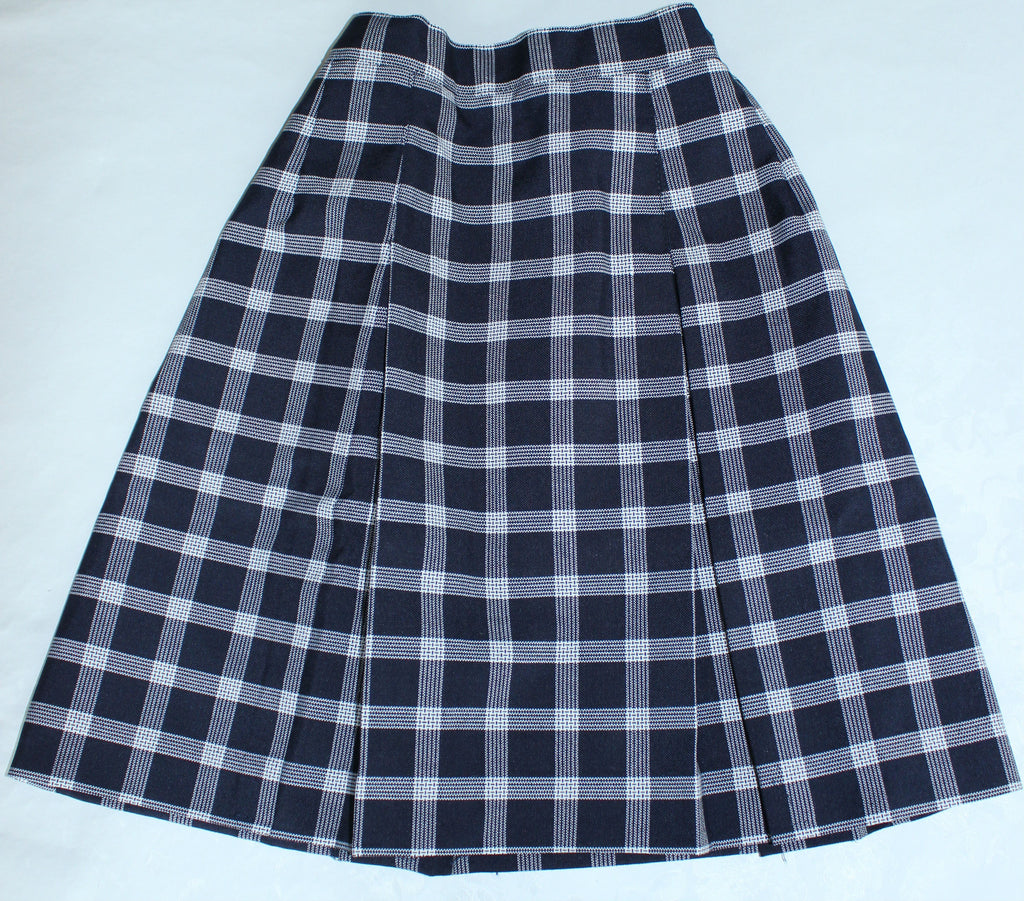 Kick Pleated Skirt #185
