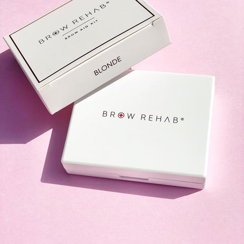 Blonde Brow Rehab