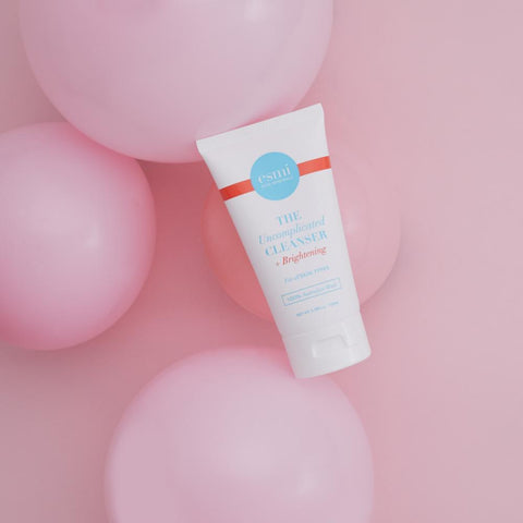 The Uncomplicated Cleanser plus Brightening