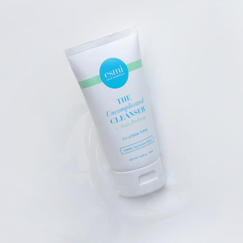 The Uncomplicated Cleanser plus Anti-Redness