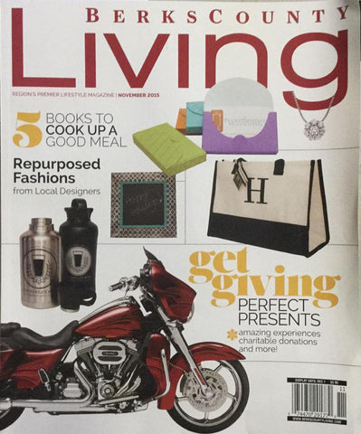 Berks County Living November 2015 issue