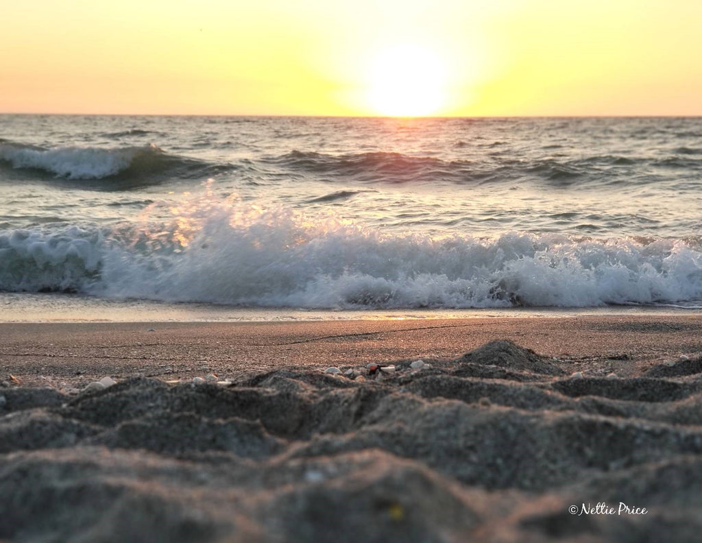 Sunset in Captiva Print Mobile Photography