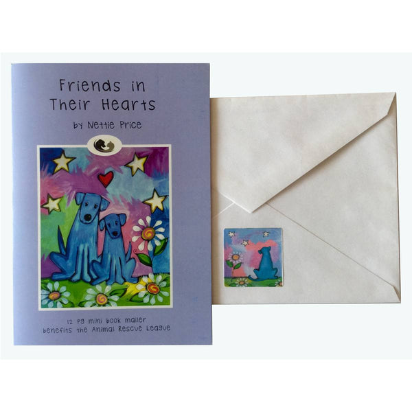 Pet Sympathy Mini Book Mailer dog version