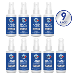 2 oz Hand Sanitizer Spray, 75% Isopropyl Alcohol (multipack)