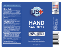 Load image into Gallery viewer, 8-oz Hand Sanitizer Spray, 75% Isopropyl Alcohol (multipack)
