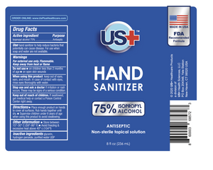 8-oz Hand Sanitizer Spray, 75% Isopropyl Alcohol (multipack)