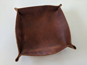 Caldera Supply Leather Catchall