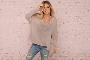 Wren Lightweight Sweater