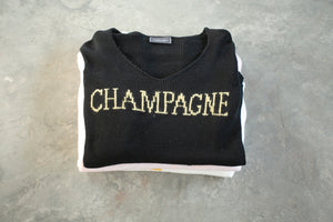 Champagne Mercer Sweater