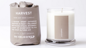 Heirloomed Harvest Candle