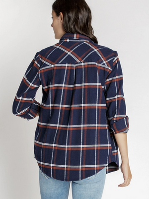 Camber Flannel Shirt