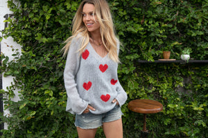 Valentine Besotted Sweater