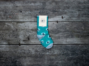 The Mountain Biker Sock