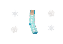 Load image into Gallery viewer, The Polar Bear Sock