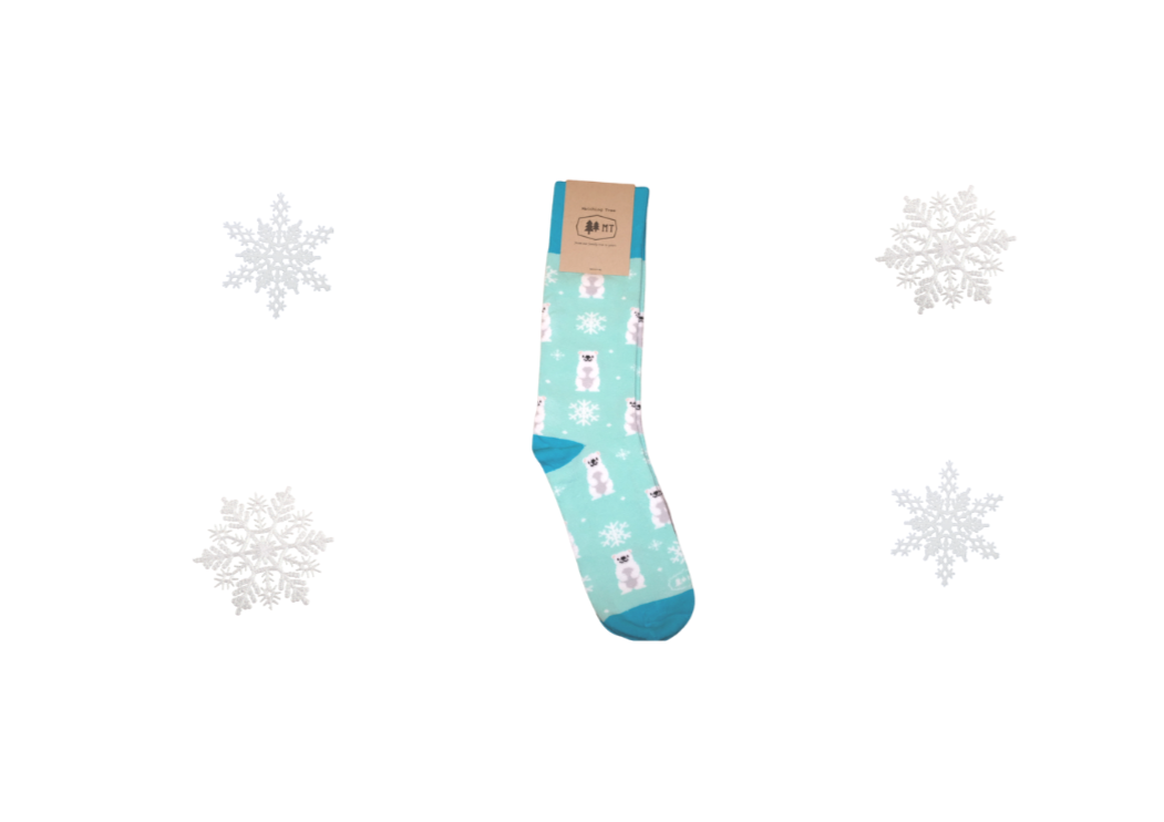 The Polar Bear Sock