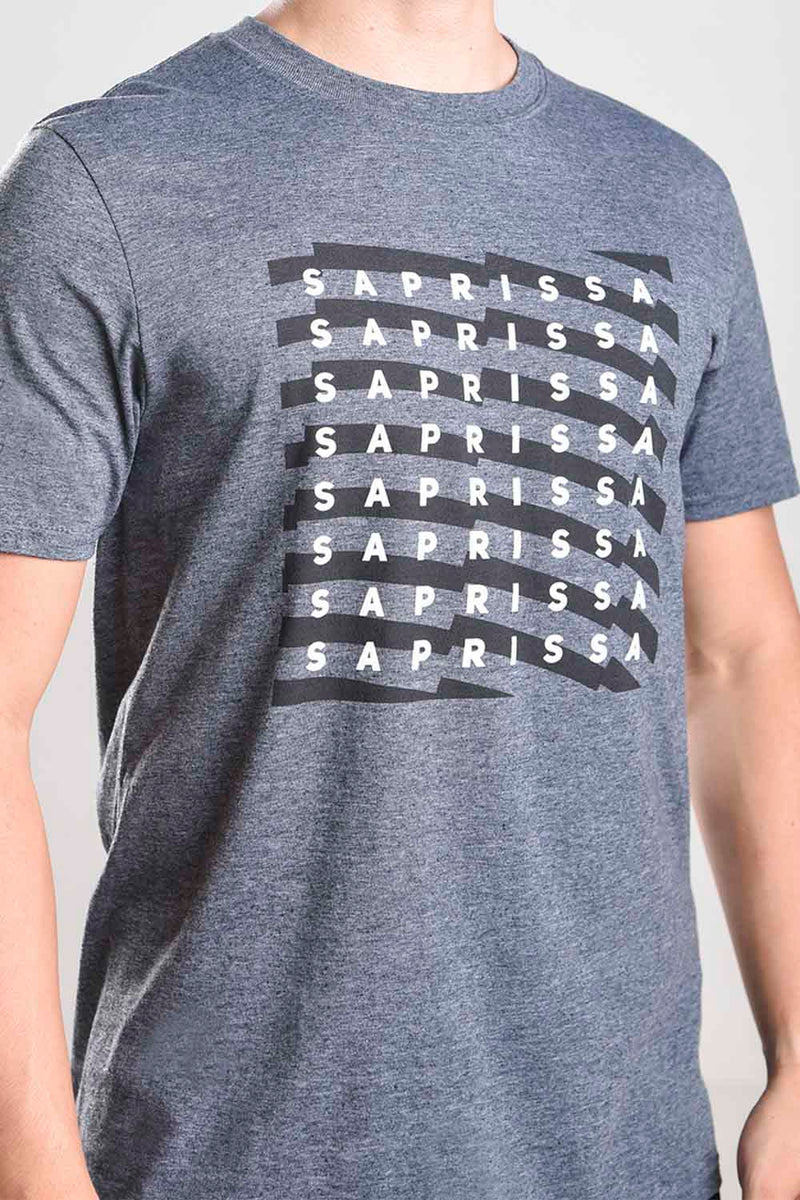 "SP Camiseta ""Saprissa"" - Gris"