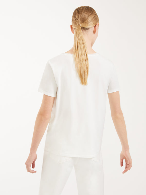 T-shirt MULTIB-White