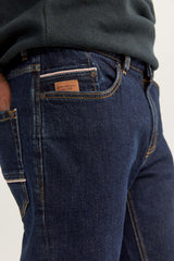 Jeans Slim Full Dark-Gama Azules