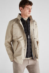 CTF Chaqueta 4 Bolsillos Combinable All Weather - Beige