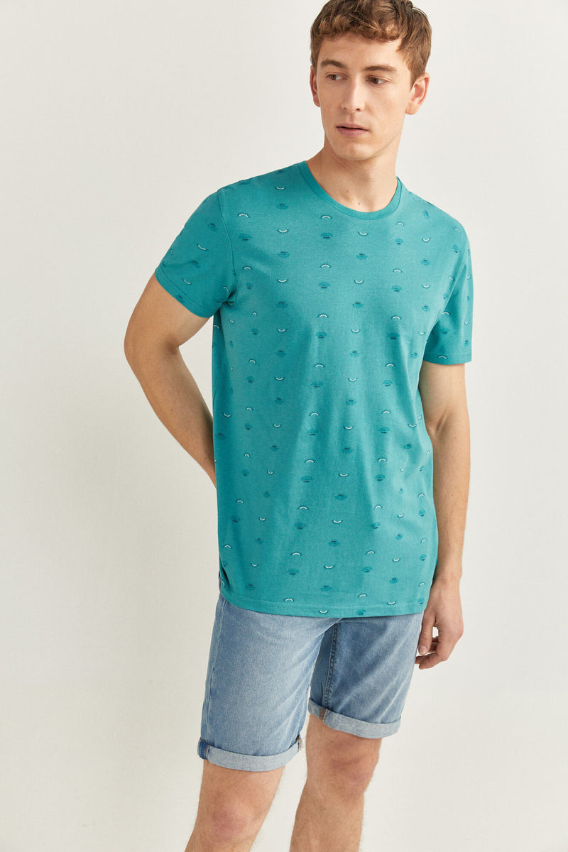 SPF Camiseta All Over - Gama Gales