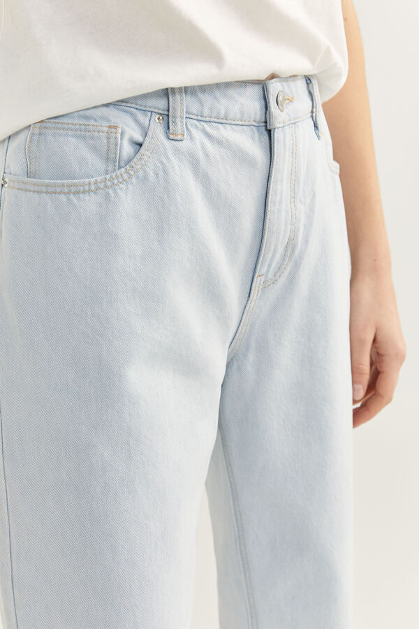 SPF Jeans Vintage Straight - Gama Azules
