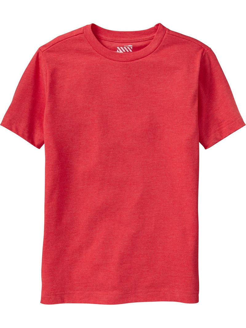 ON Camiseta Softest Crew-Neck Tee For Boys - Apple Of My Eye
