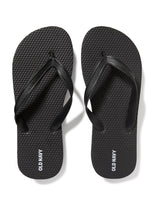 ON Zapato Classic Flip-Flops For Boys - On New Negro